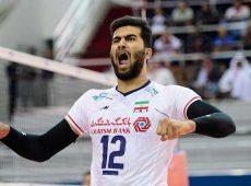 بیوگرافی امیر حسین اسفندیار، پدیده ی جوان والیبال ایران