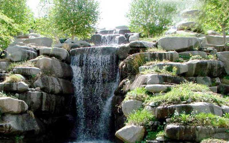 تصاویر باغ گیاه شناسی تهران