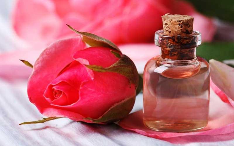 تاثیر گلاب بر روی پوست