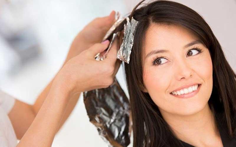 نکات لازم جهت رنگ کردن مو در دوران بارداری