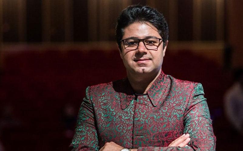 موزیک ویدئو ماه بی تکرار من با صدای حجت اشرف