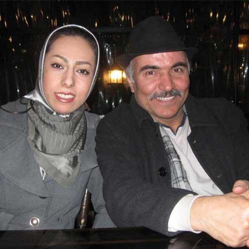 مهدی میامی و آهو کاظمی