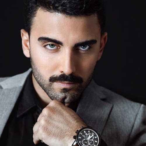 محمد صادقی در سریال مانکن