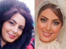 خبر ازدواج و عکسهای عروسی نیلوفر شهیدی