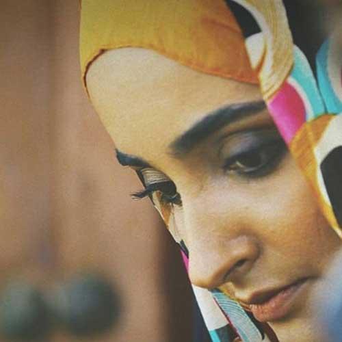بازیگر نقش لیلا در سریال به رنگ خاک