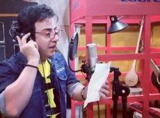 خوانندگی عموپورنگ به زبان هندی!
