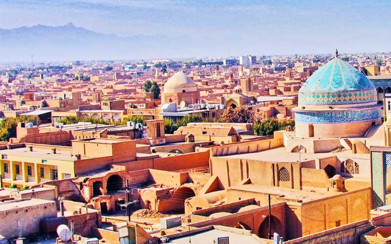 آشنایی با ۵ جاذبه ی تاریخی گردشگری استان یزد