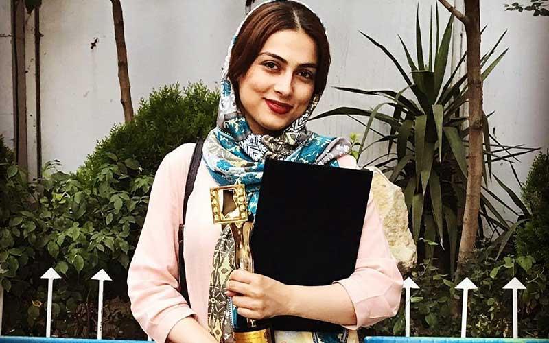 بیوگرافی هستی فرحی یزدی بازیگر نقش تاج گل در سریال به رنگ خاک