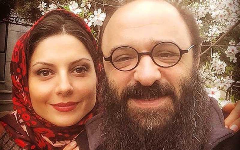 بیوگرافی سولماز غنی و همسرش علی رحیمی