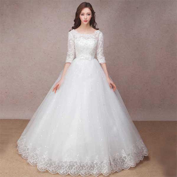 لباس عروس مدل جدید