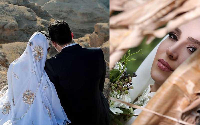 عکسهای حنابندان و جشن عروسی سوگل طهماسبی