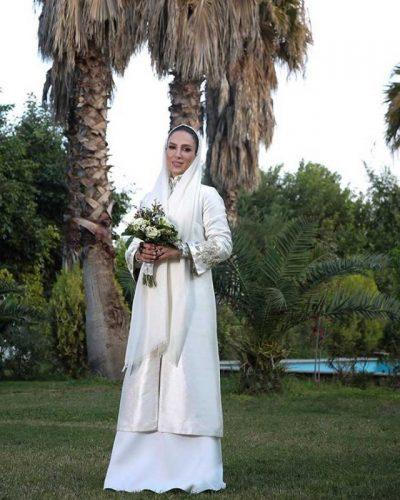 عکس عروسی سوگل طهماسبی