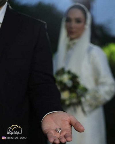 عکسهای عروسی سوگل طهماسبی