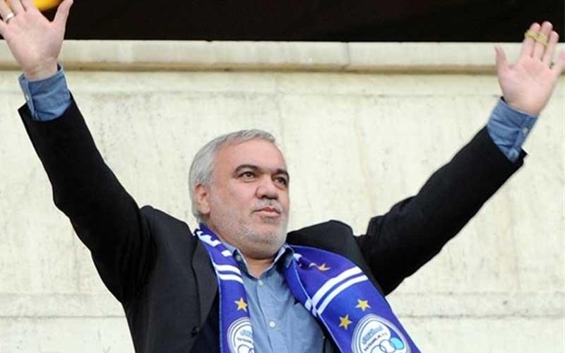 استعفای فتح الله زاده از مدیرعاملی باشگاه استقلال