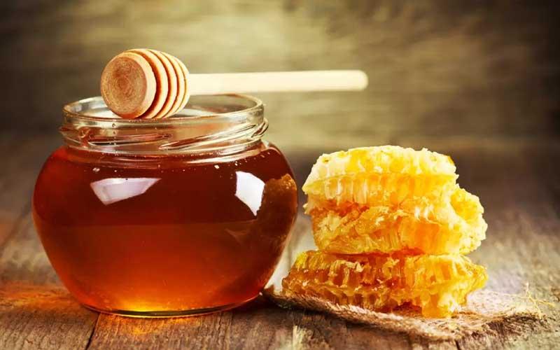 درمان بیماریها با عسل