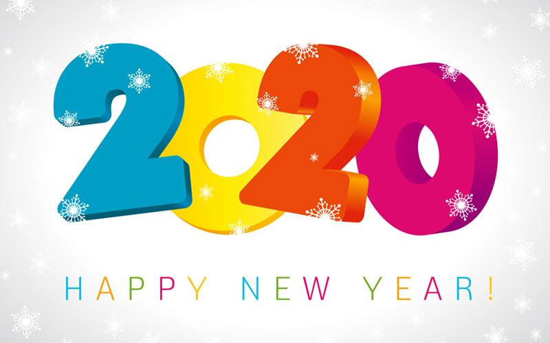 عکس و پیام تبریک جشن کریسمس سال ۲۰۲۰