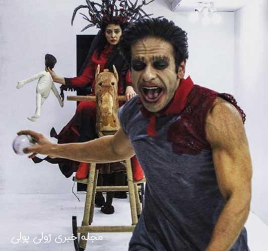 بانیپال شومون در تئاتر