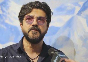 دستگیری سامان خواننده لس آنجلسی در تهران