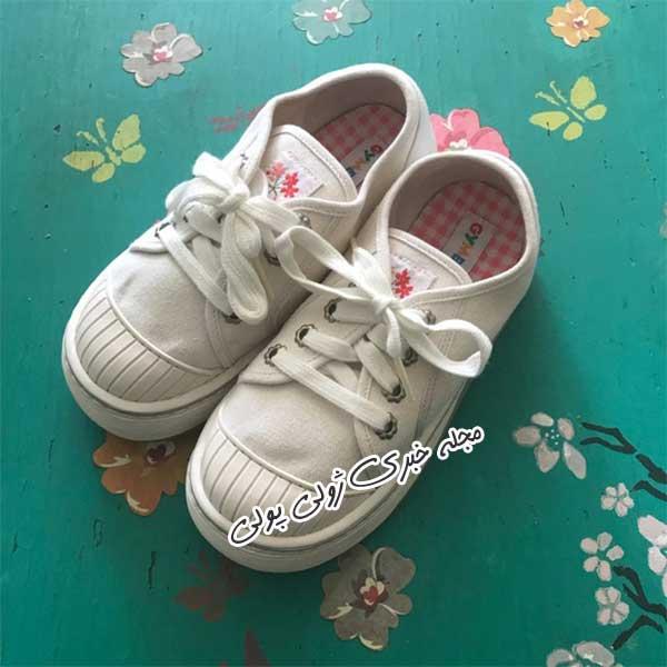 کفش کتونی دخترونه