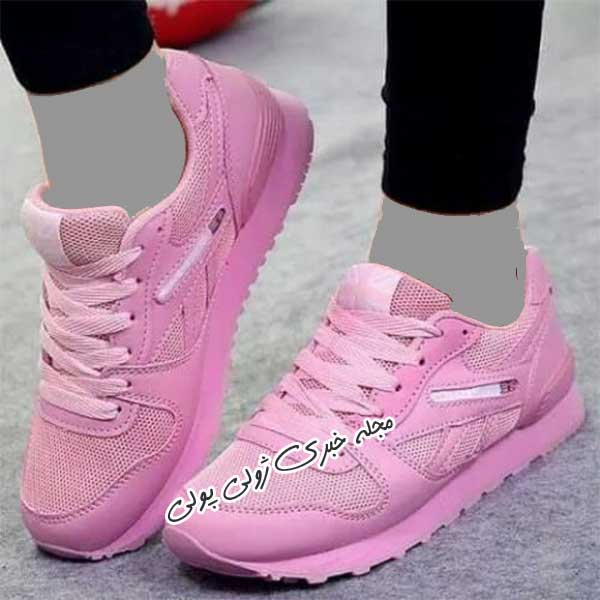 کفش کتونی دخترونه سال 99