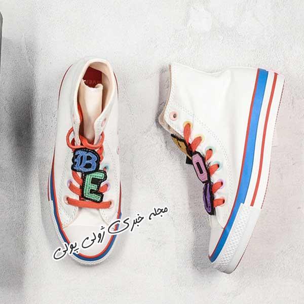 کفش کتونی مدل جدید 2020