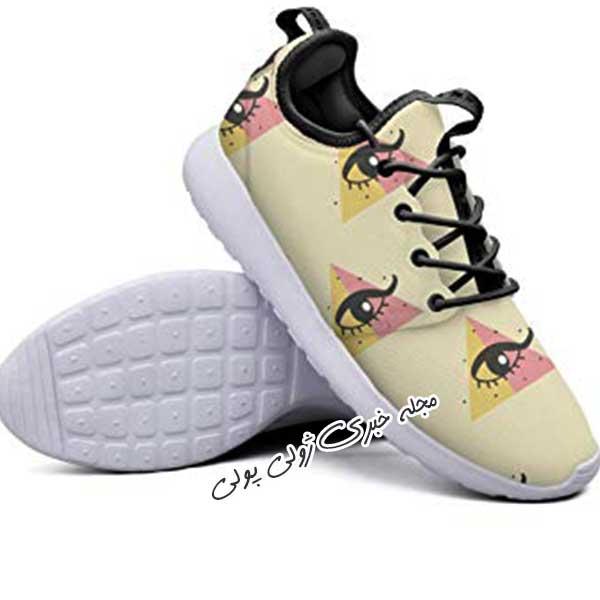 کفش کتونی اسپرت دخترونه