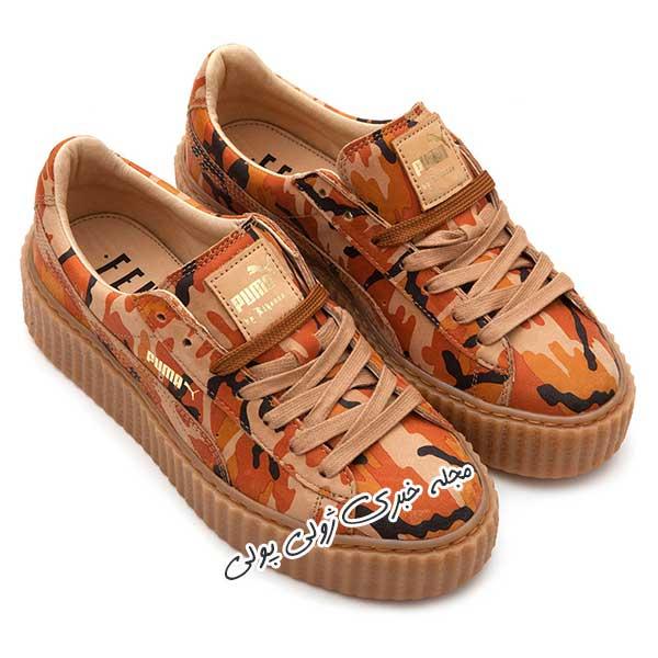 کفش اسپرت دخترونه