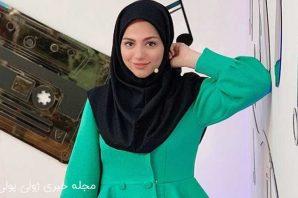 بیوگرافی محیا اسناوندی مجری و بازیگر