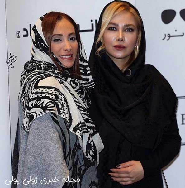سحر زکریا و آنا نعمتی