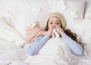 درمان خانگی سرماخوردگی در دوران بارداری