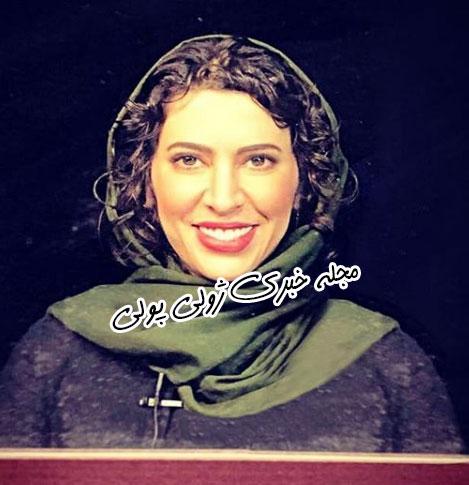 نازنین احمدی بازیگر نقش اول زن