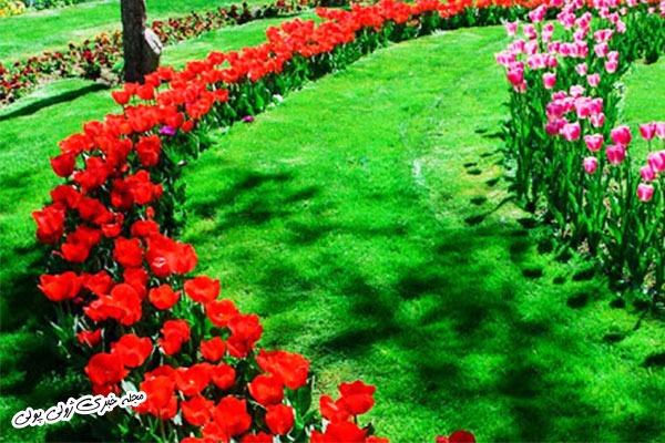 زمان برگزاری جشنواره لاله های کرج