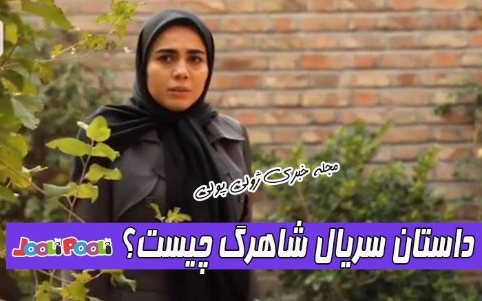 خلاصه داستان سریال شاهرگ