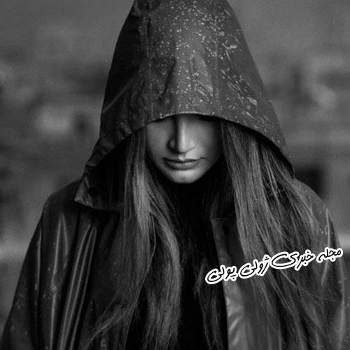 متین ستوده در چالش عکس سیاه و سفید