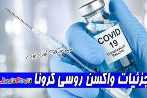 جزئیات واکسن روسیه ای کرونا+ آیا واکسن روسی کرونا وارد ایران می شود؟