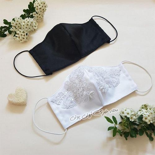 ماسکهای ویژه عروس و داماد