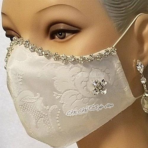 مدل ماسک عروسی