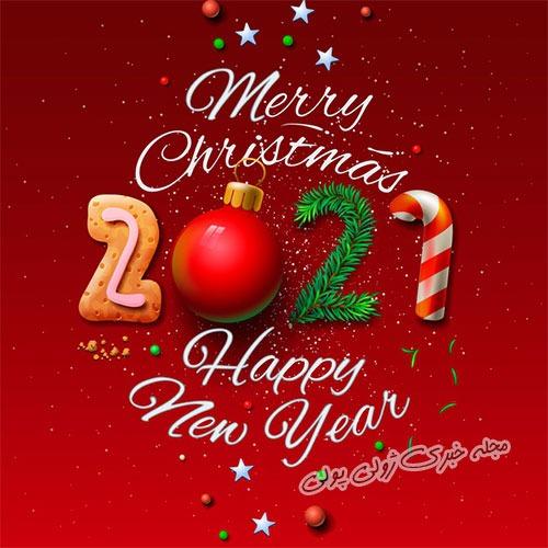 عکس تبریک کریسمس