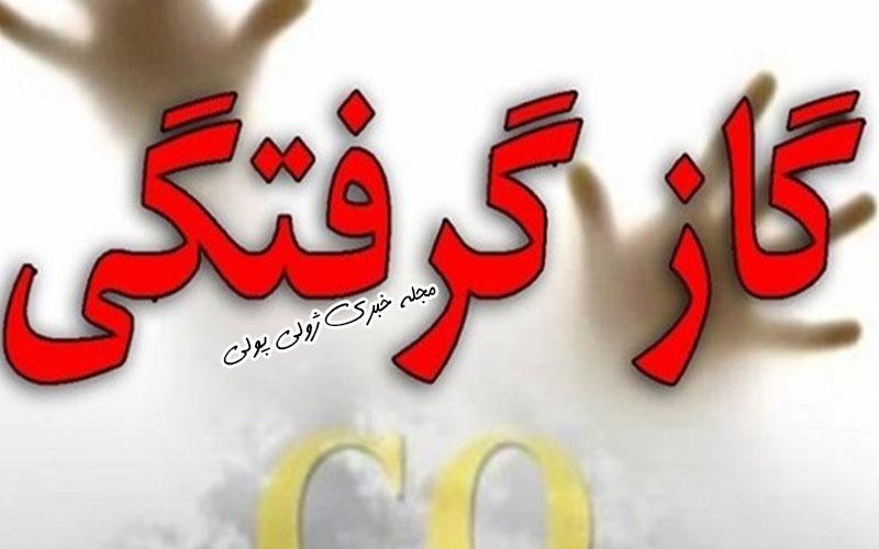 گاز گرفتگی در تهران قربانی گرفت