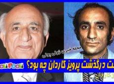 علت درگذشت پرویز کاردان چه بود؟+ بیوگرافی