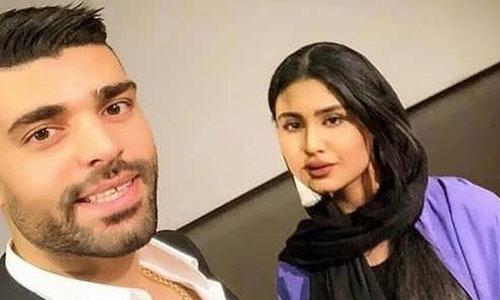 همسر جدید مهدی طارمی